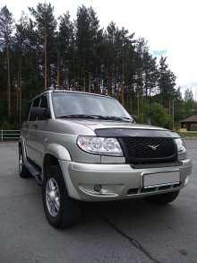 УАЗ Patriot, 2012 г., Томск