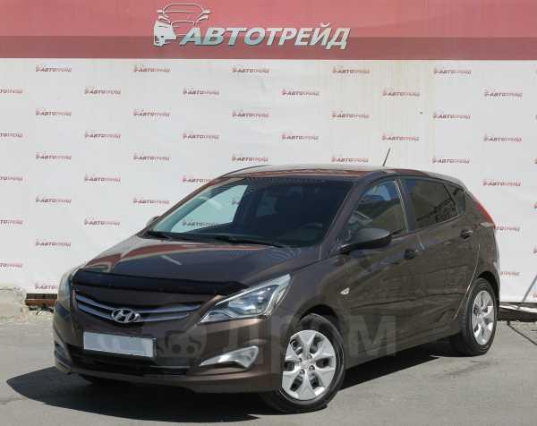 Hyundai Solaris, 2014 год, 469 000 руб.