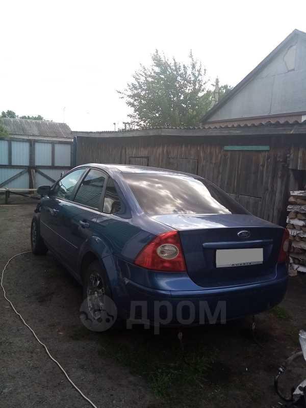 Ford Focus, 2007 год, 120 000 руб.