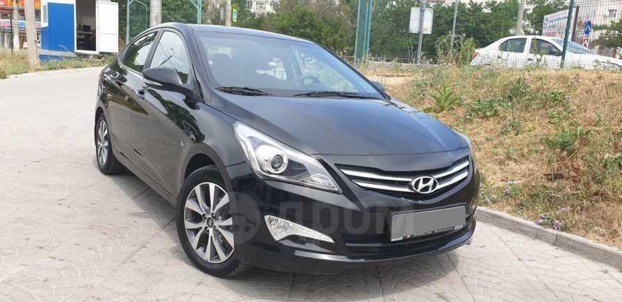 Hyundai Solaris, 2015 год, 670 000 руб.