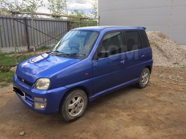 Subaru Pleo, 2001 год, 110 000 руб.