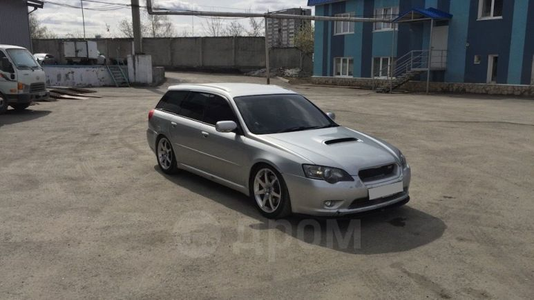 Subaru Legacy, 2005 год, 570 000 руб.