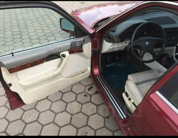 BMW 5-Series, 1992 год, 120 000 руб.