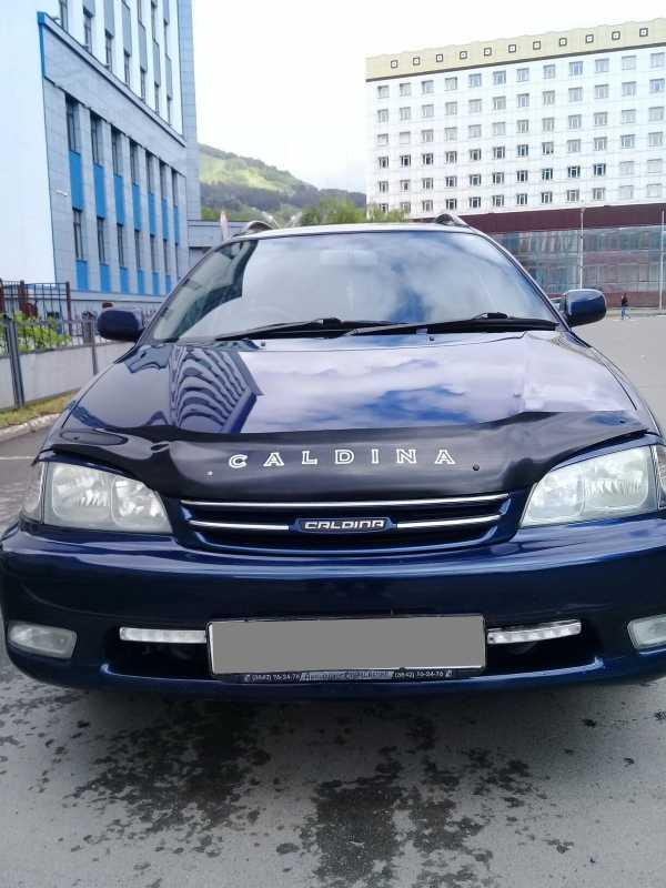Toyota Caldina, 2002 год, 372 000 руб.
