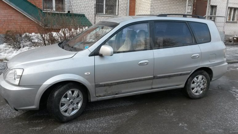 Kia X-Trek, 2003 год, 275 000 руб.