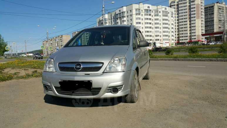 Opel Meriva, 2007 год, 199 000 руб.