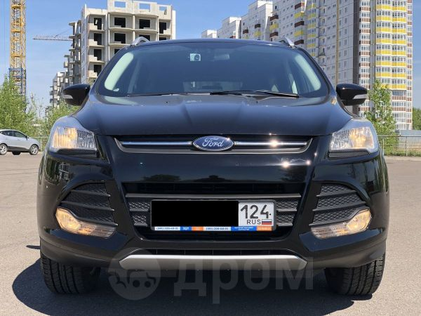 Ford Kuga, 2016 год, 1 160 000 руб.
