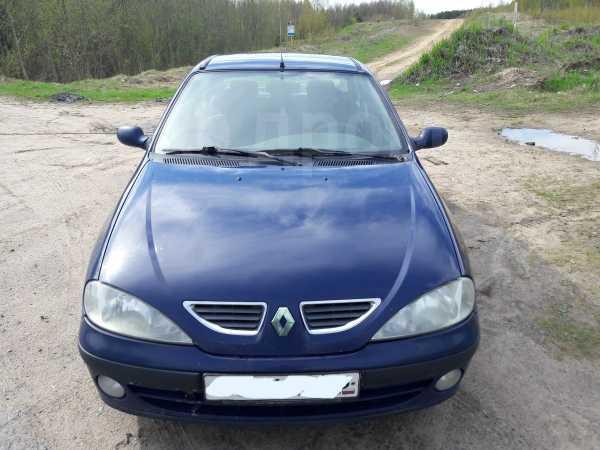 Renault Megane, 1999 год, 95 000 руб.