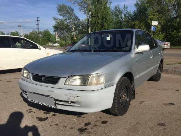 Toyota Corolla, 1997 год, 99 000 руб.