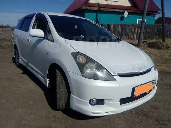 Toyota Wish, 2005 год, 525 000 руб.