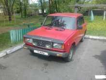 Тамбовка 2107 1988