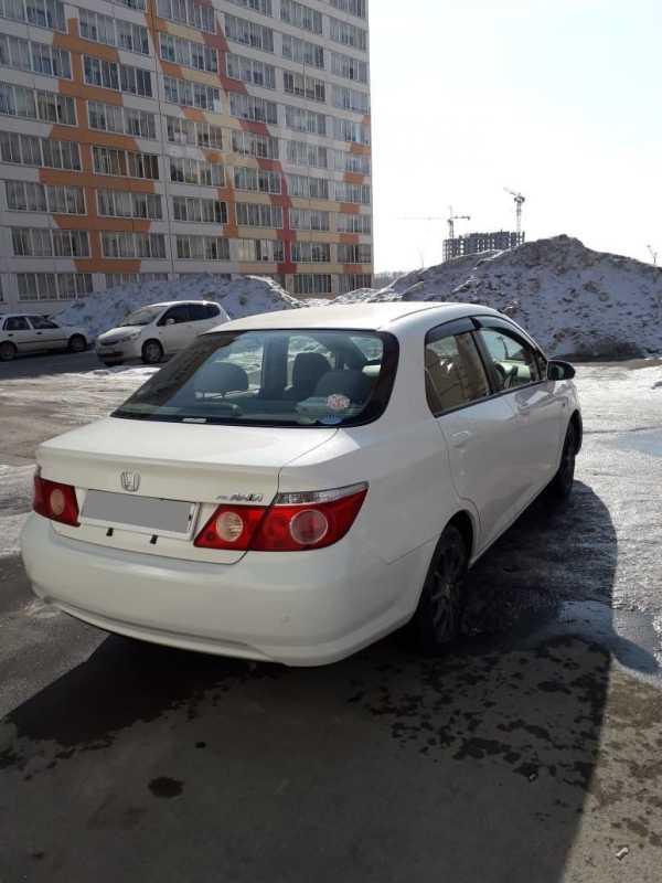 Honda Fit Aria, 2007 год, 295 000 руб.