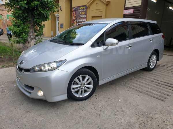 Toyota Wish, 2010 год, 826 000 руб.