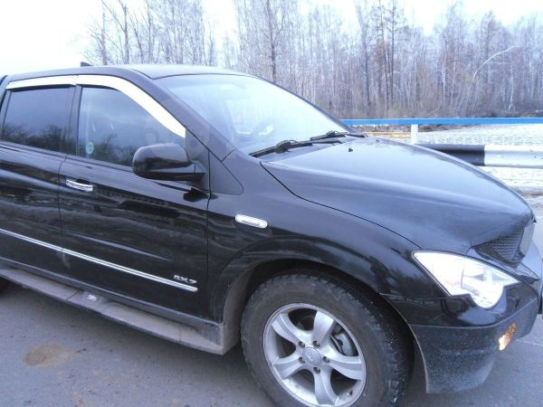 SsangYong Actyon Sports, 2009 год, 455 000 руб.