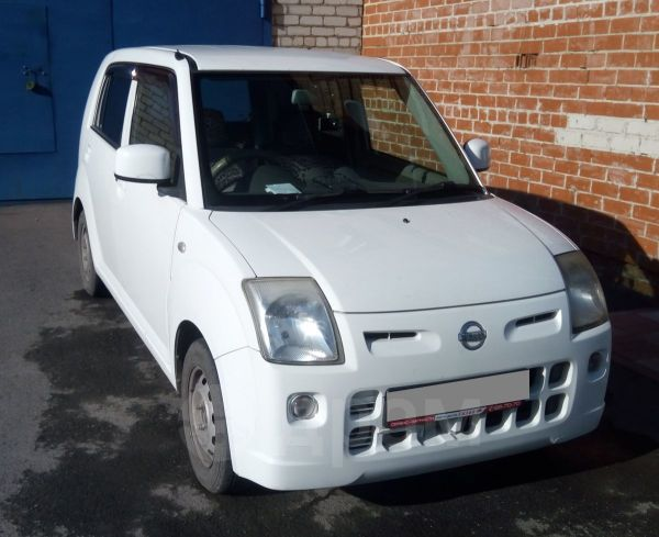 Nissan Pino, 2008 год, 165 000 руб.