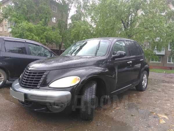 Chrysler PT Cruiser, 2001 год, 330 000 руб.