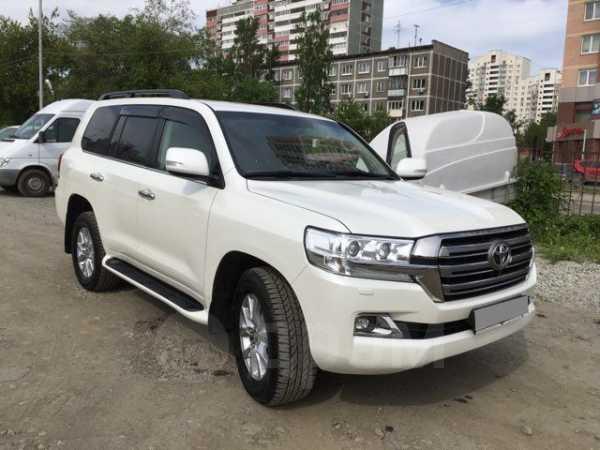 Toyota Land Cruiser, 2017 год, 4 000 000 руб.