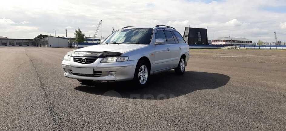 Mazda Capella, 2002 год, 267 000 руб.