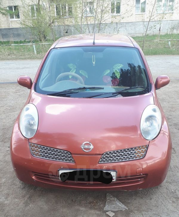 Nissan March, 2003 год, 130 000 руб.