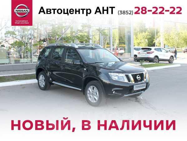 Nissan Terrano, 2019 год, 1 033 000 руб.