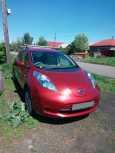 Nissan Leaf, 2013 год, 630 000 руб.