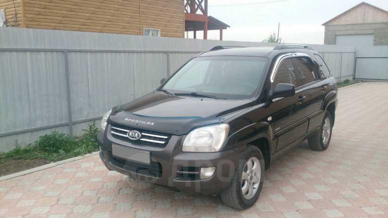 Kia Sportage, 2006 год, 599 000 руб.