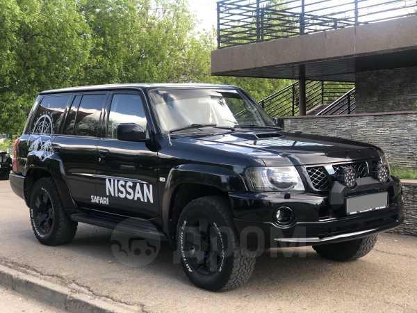 Nissan Patrol, 2008 год, 1 290 000 руб.