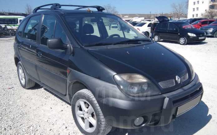 Renault Megane, 2002 год, 230 000 руб.