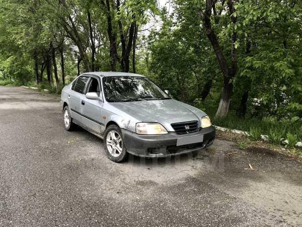 Honda Integra SJ, 1996 год, 35 000 руб.