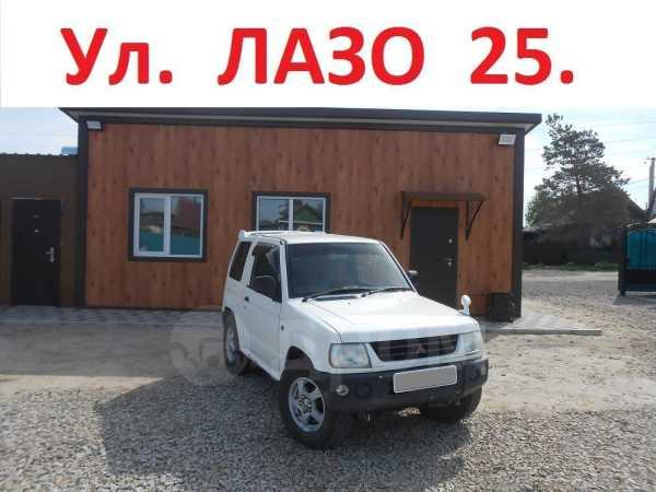 Mitsubishi Pajero Mini, 1999 год, 180 000 руб.