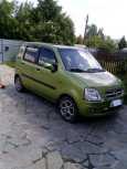 Opel Agila, 2002 год, 170 000 руб.