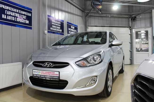 Hyundai Solaris, 2011 год, 409 900 руб.