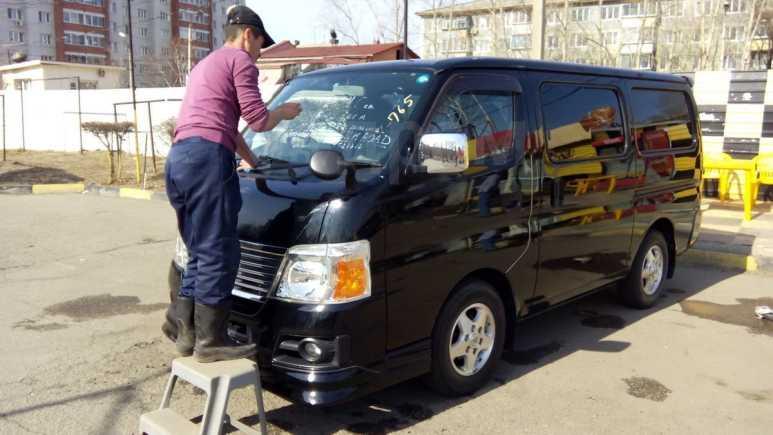 Nissan Caravan, 2008 год, 550 000 руб.