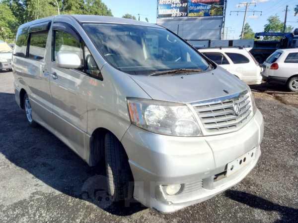 Toyota Alphard, 2004 год, 300 000 руб.