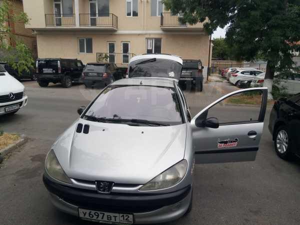 Peugeot 206, 2002 год, 180 000 руб.