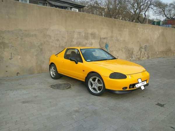 Honda CR-X del Sol, 1990 год, 480 000 руб.