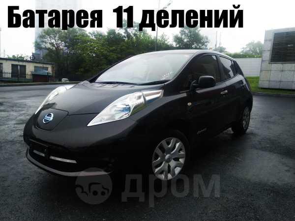 Nissan Leaf, 2014 год, 495 000 руб.