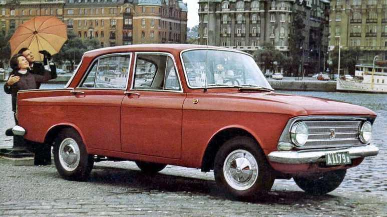 Москвич 408, 1972 год, 30 000 руб.