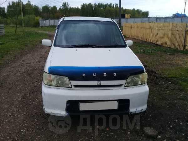 Nissan Cube, 1999 год, 159 000 руб.