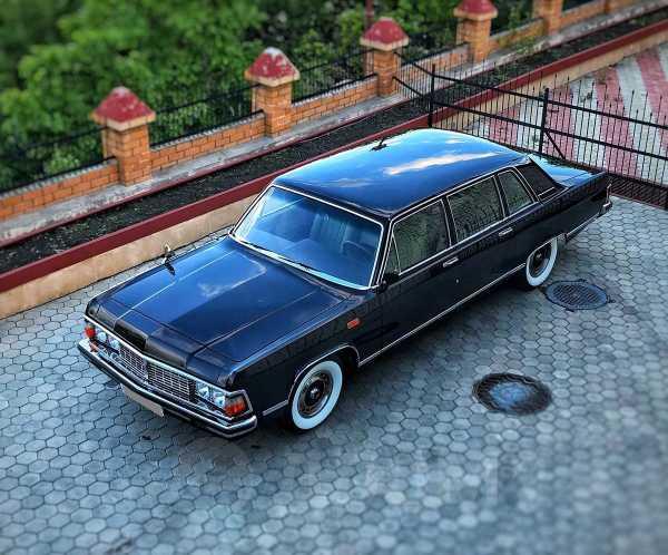 ГАЗ Чайка, 1988 год, 3 400 000 руб.