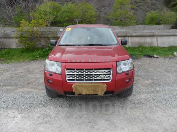 Land Rover Freelander, 2007 год, 875 000 руб.