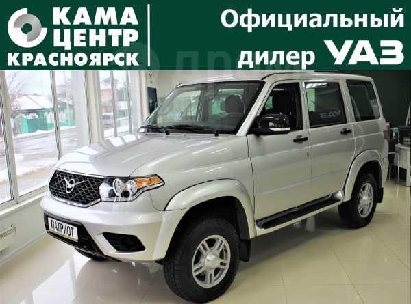 УАЗ Патриот, 2019 год, 783 900 руб.