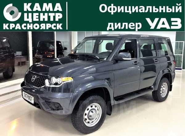 УАЗ Патриот, 2019 год, 890 000 руб.