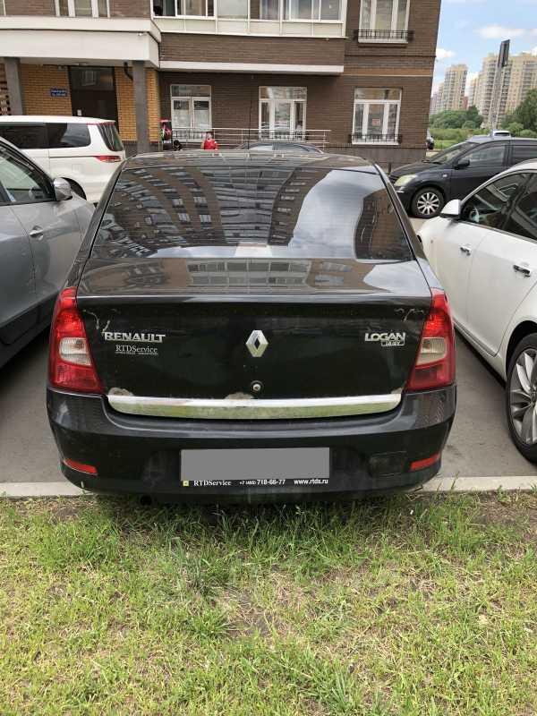 Renault Logan, 2013 год, 210 000 руб.