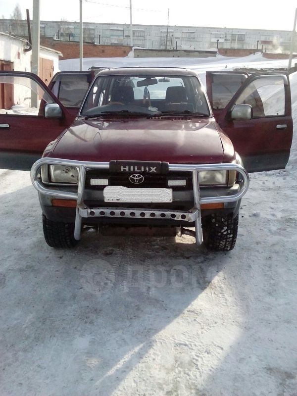 Toyota Hilux Surf, 1993 год, 210 000 руб.