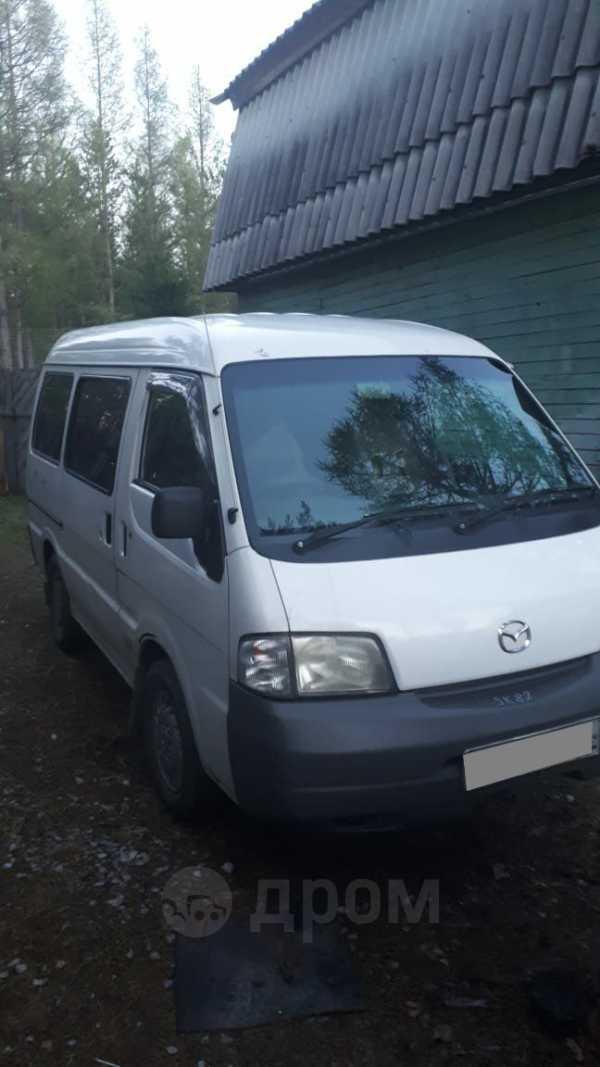 Mazda Bongo, 2001 год, 200 000 руб.
