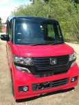 Honda N-BOX, 2014 год, 530 000 руб.