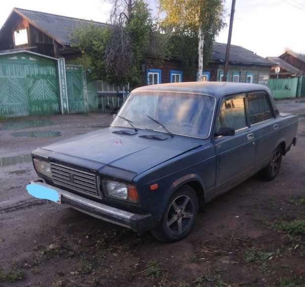 Лада 2107, 1999 год, 40 000 руб.