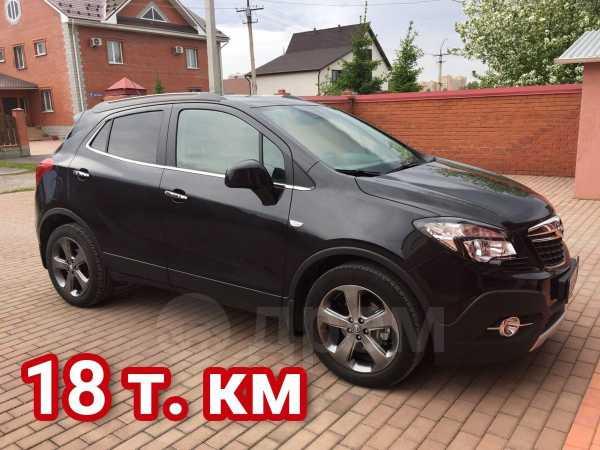 Opel Mokka, 2013 год, 890 000 руб.