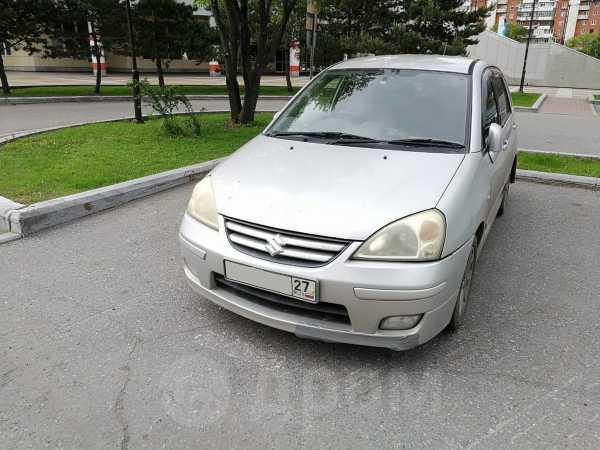 Suzuki Aerio, 2005 год, 250 000 руб.